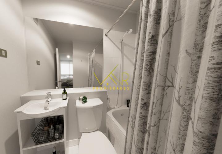 Baño dpto segundo dormitorio Mariposa