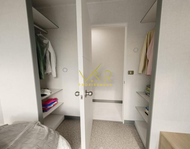 Closet doble segundo dormitorio