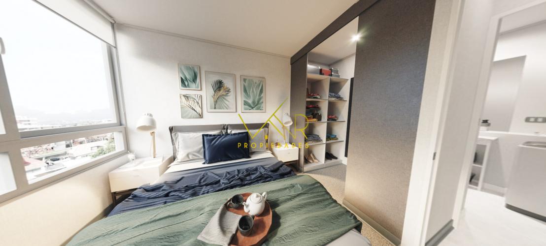 Dormitorio Principal 3 D 1 B Miradpor Mapocho