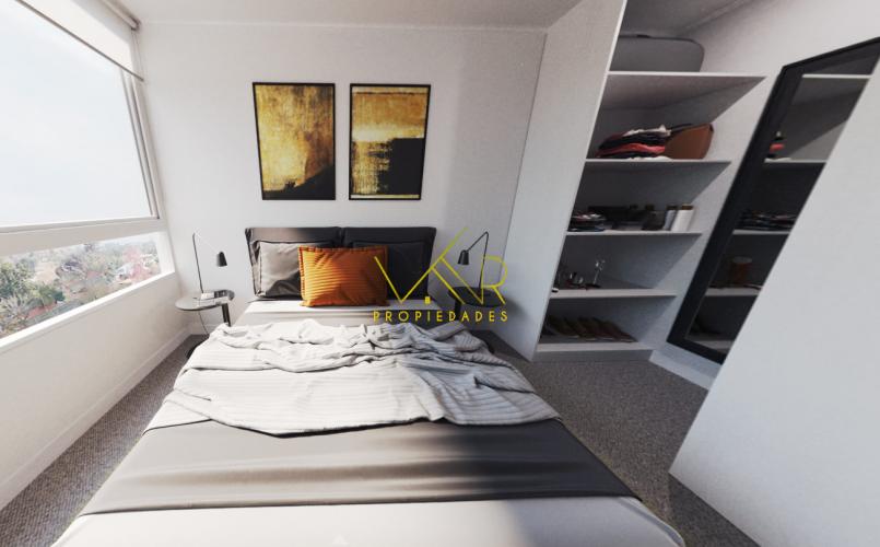 Dormitorio Principal Renca 2d 2b