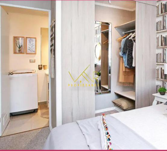 Dormitorio principal con Walking closet